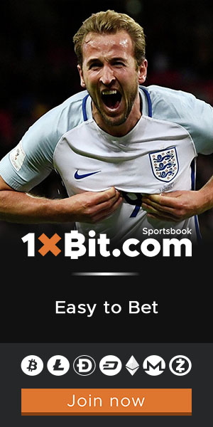 1xBit.com: Meet A Superior Cryptocurrency Sportsbook!